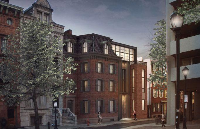Rittenhouse Residence